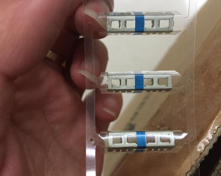 amp connector pica bond blue